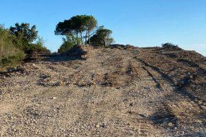 Isola Elba, miniera Legambiente