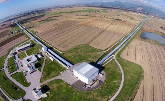 interferometro, Virgo, Pisa, Università, Toscana, ambiente, aonde gravitazionali.