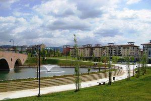 Il parco di San Donato a Novoli (Foto da peverelli.it)
