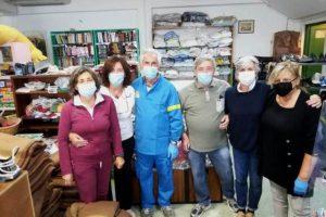 volontari emporio riuso Tavarnelle