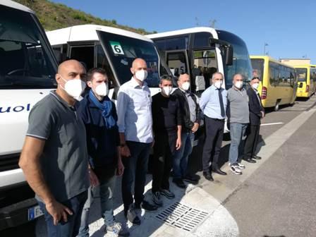 autisti scuolabus Barberino Tavarnelle