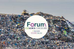 Forum dell'economia circolare di Prato, Toscana ambiente, rifiuti, riuso, riutilizzo.