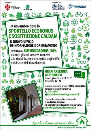 Sportello Ecobonus_Locandina