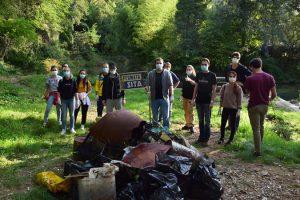 Valdelsa e Siena, rifiuti, Terra Verde, Toscana ambiente, mattia Ciappi.