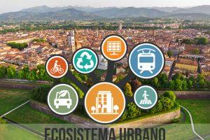 Ecosistema Urbano Toscana, Lucca, Prato, ambiente.