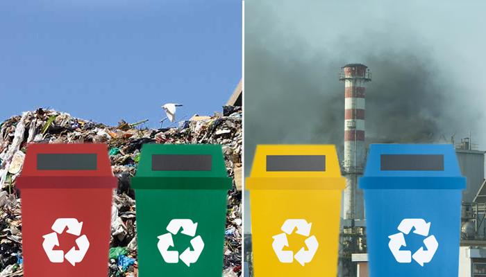 Contarina Spa Treviso, economia circolare, rifiuti, differenziata, Toscana ambiente.