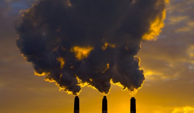 Inquinamento atmosferico dell'aria in Toscana e ambiente.