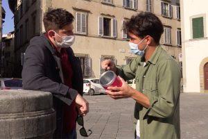 Firenze in barattolo, sigarette e mozziconi, Toscana ambiente.