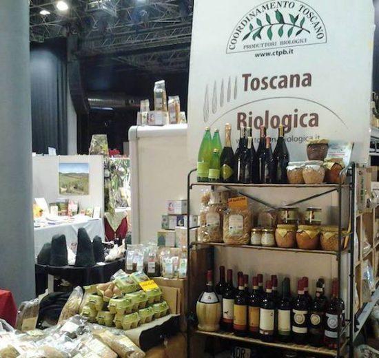 Toscana Biologica-bottega