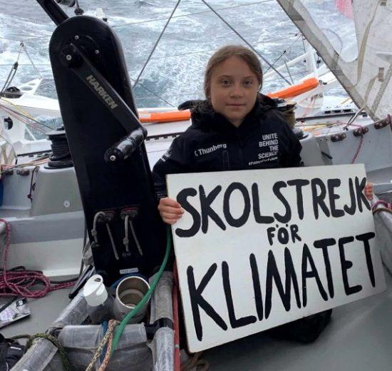 Greta-cambiamento-climatico