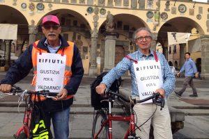Comitato Vittime di Podere Rota, Toscana ambiente, discarica.
