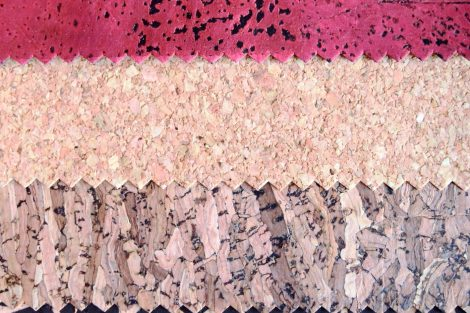 Tessuto in sughero