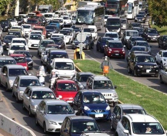 inquinamento-Firenze-traffico