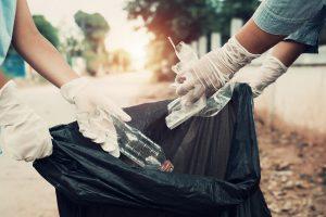 Empoli Plastic free per la raccolta della plastica abbandonata. Toscana ambiente