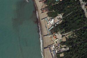 Erosione costiera tra marina di Pisa e Tirrenia. Toscana ambiente