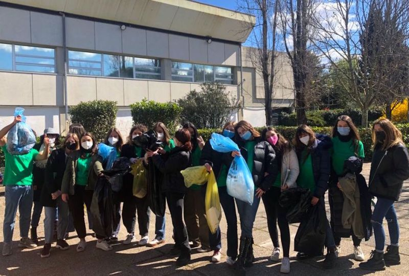 Bagno a Ripoli-studenti-ecologici