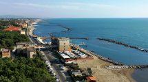 erosione costiera-Toscana