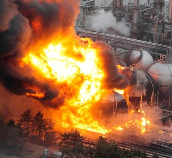 incidente-fukushima esplosione
