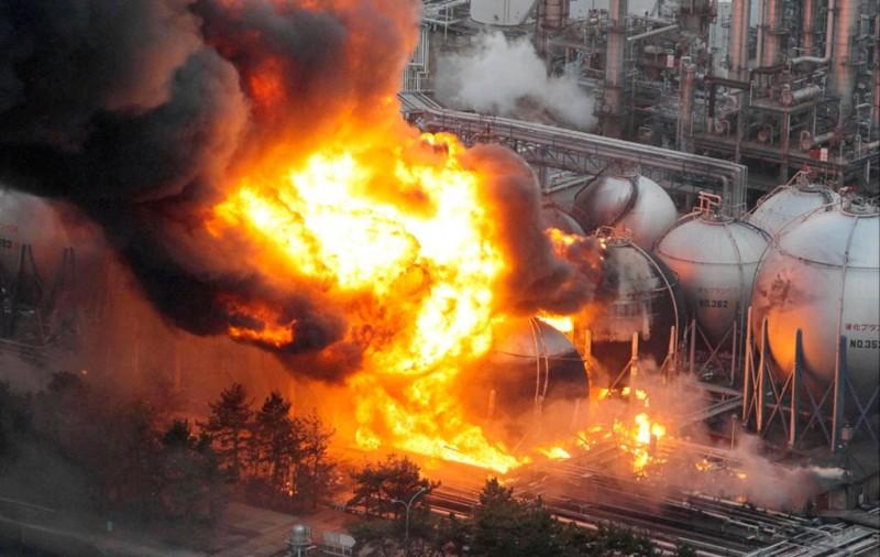 incidente-fukushima esplosione