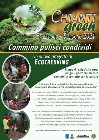 Chianti Green locandina