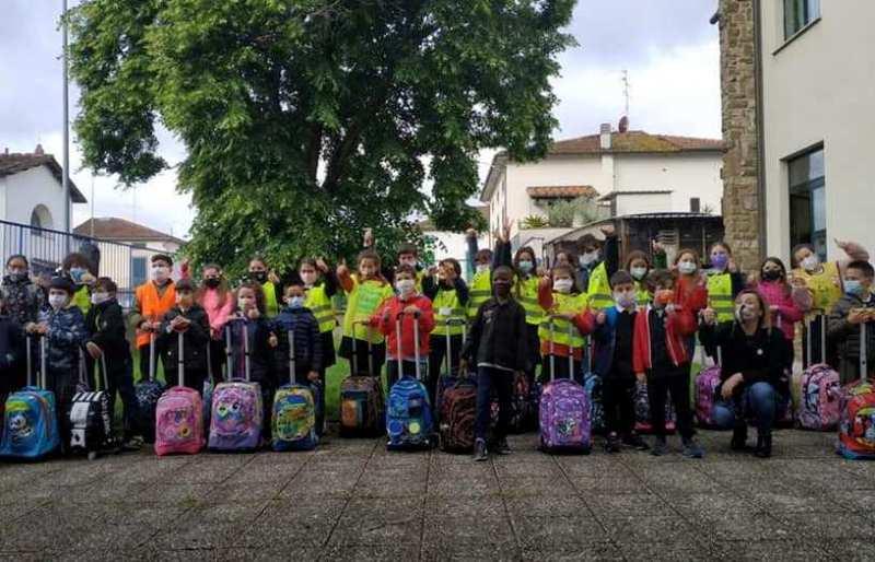 Prato Walk to school