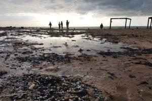 disastro petrolifero inquinamento