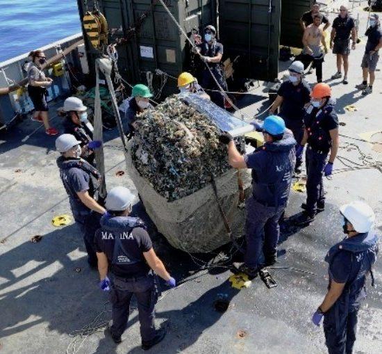 Ecoballe-Follonica-Marina-militare