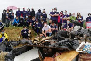 L'associazione Plastic free organizza 15 raccolte in Toscana per eliminare la plastica