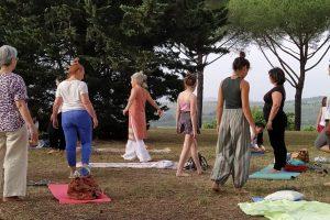 Edizione estiva della Festa degli Alberi di Montespertoli con arte, danza e cultura