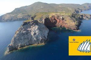 Capraia a 5 vele, rimosse dall'isola anche 13.510 tonnellate di amianto grazie agli attivisti locali.