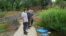 torrente Fermulla-rifiuti