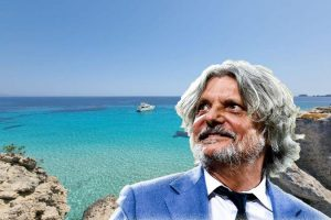 Lo yacht di Massimo Ferrero a Pianosa, intervengono i carabinieri