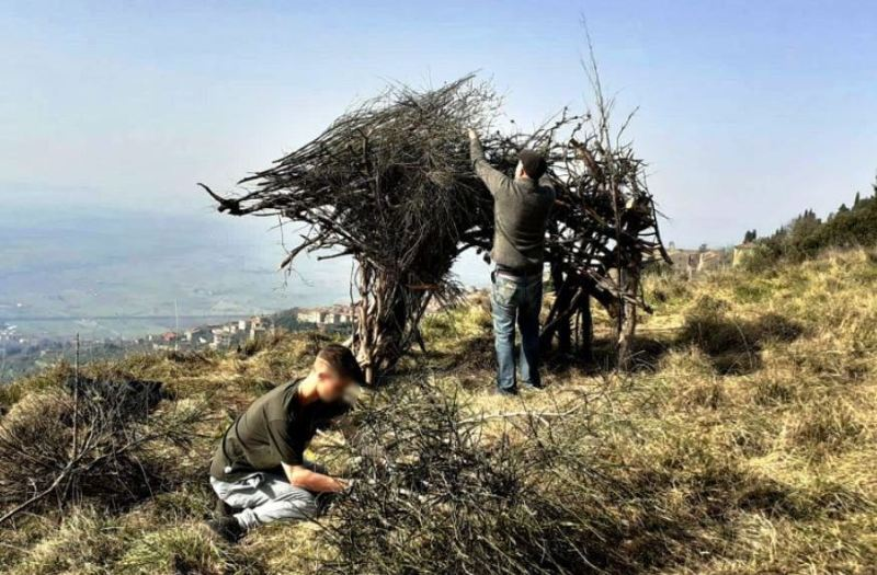 Land art_scultura