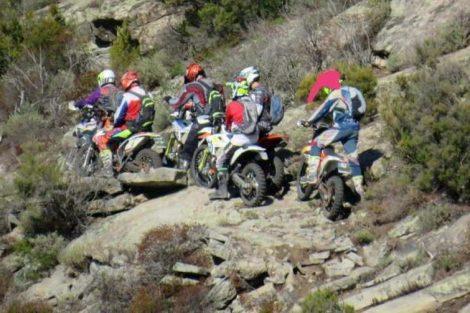 Elba raid motocrossisti Ambiente_Toscana